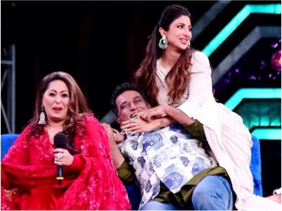 Shilpa Shetty's upset with her co-judges?