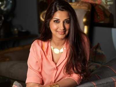 Pic: Sonali Bendre announces her new normal