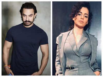 Aamir Khan on Kangana Ranaut's accusation