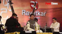 Rahul Deshpande speaking about Vasatrao Deshpande