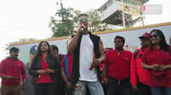 Akshay makes Lucknowites run for a cause