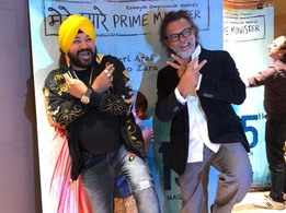 Daler Mehndi got overwhelmed after the special screening of 'Mere Pyare Prime Minister'