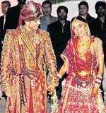 Vivek Oberoi weds Priyanka