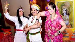 A colourful pre-Holi bash for city women