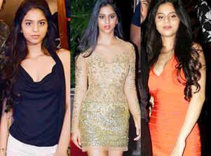 You can't miss Suhana Khan's stylish photos