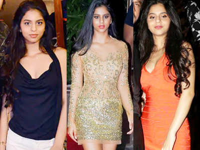 You can't miss Suhana Khan's stylish photos