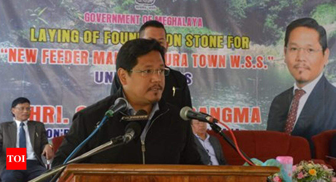 Nearly 6,000 Vacant Posts Are Being Filled Up By Government: Meghalaya CM