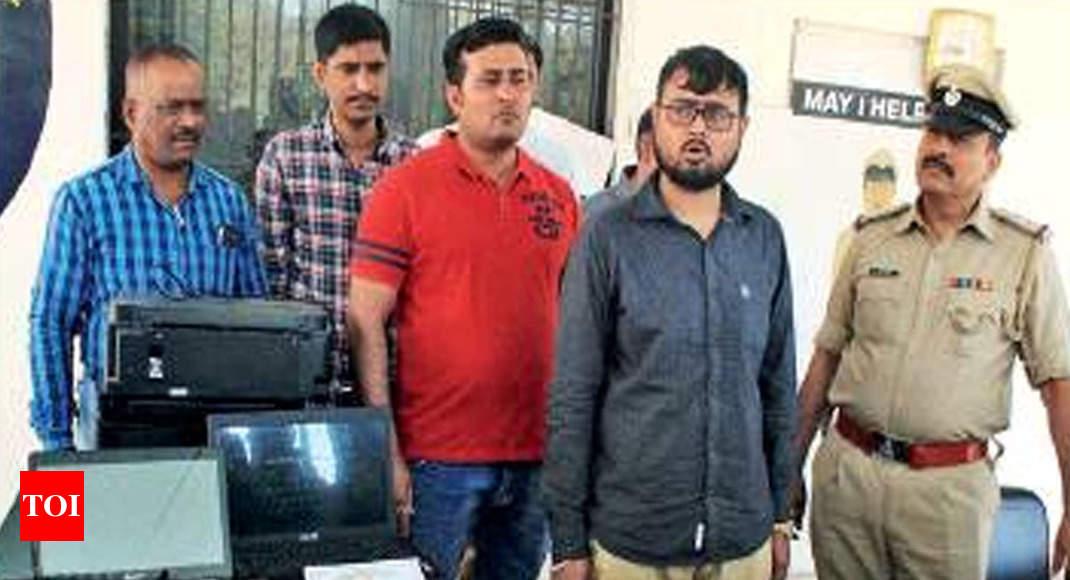 Fake marksheet racket busted, Rajasthan man held