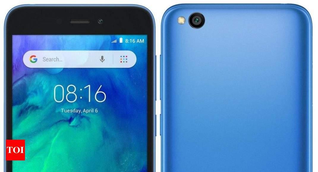 redmi go: Xiaomi Redmi Go smartphone to launch in India on March 19