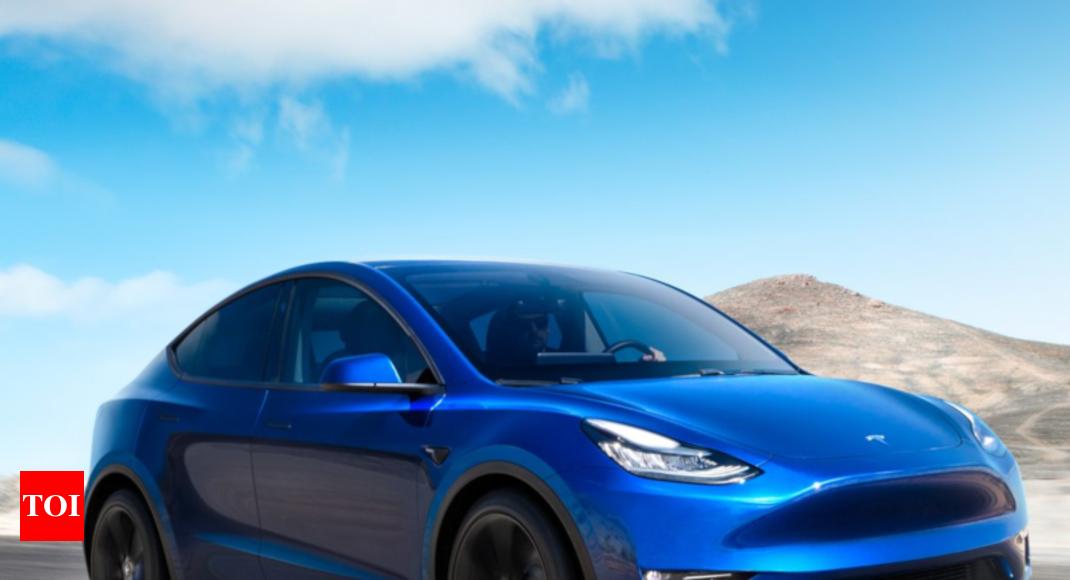 Tesla Model Y Elon Musk\u0027s Tesla adds \u0027Model Y\u0027 SUV to line,up
