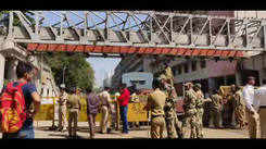 Security heightened at CSMT in the wake of bridge collapse tragedy