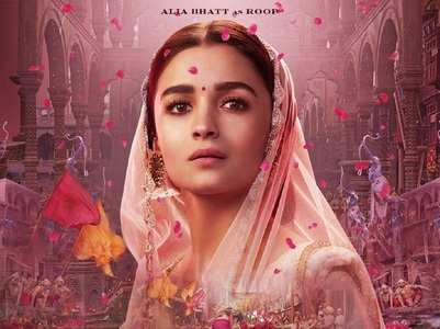 'Kalank': KJo shares a new poster of Alia