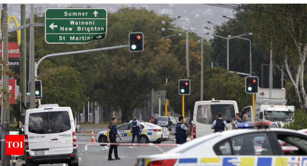 New Zealand Shooting: 49 Dead, 20 Seriously Wounded In New
