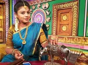 VJ Sasikala debuts in Yaaradi Nee Mohini