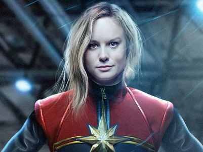 'Captain Marvel' box office collection Week 1