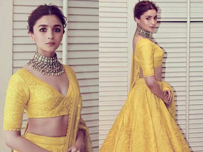 How to wear bright and bold colours like Alia Bhatt