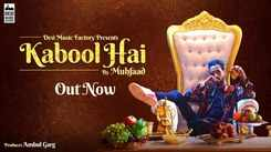 Latest Hindi Song Kabool Hai Sung By Muhfaad