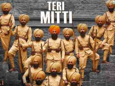 Watch: 'Kesari' new song 'Teri Mitti'