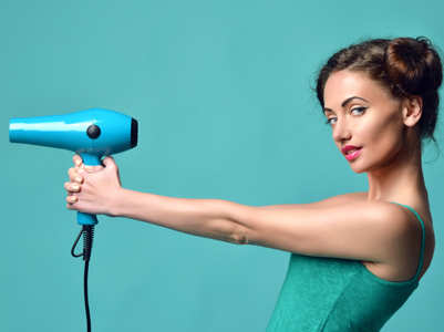 6 hair dryer hacks that will blow your mind