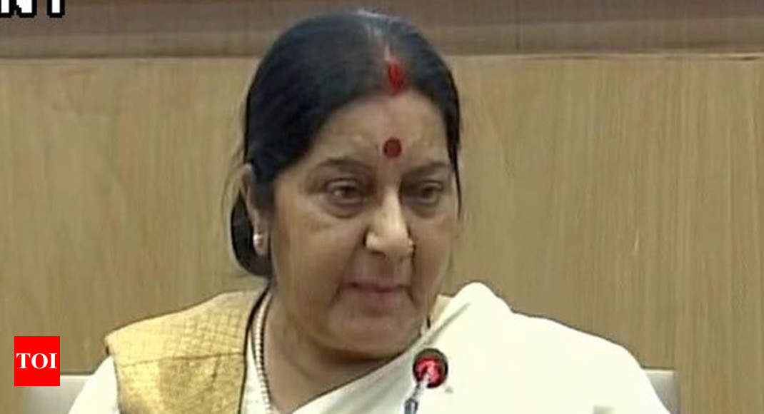 'In 2009, India was alone, while in 2019 it has worldwide support': Sushma Swaraj on Masood Azhar ban issue