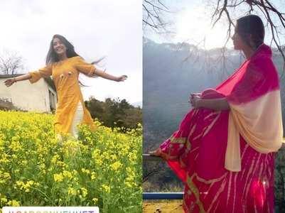 Shivangi holidays in Uttarakhand
