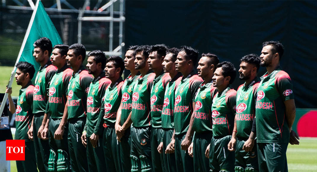 We were lucky not to be caught in crossfire: Bangladesh team manager