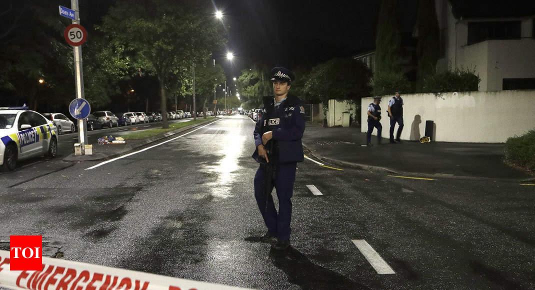 New Zealand Mosque Attack Photo: Hyderabad Man Injured In New Zealand Mosque Attack