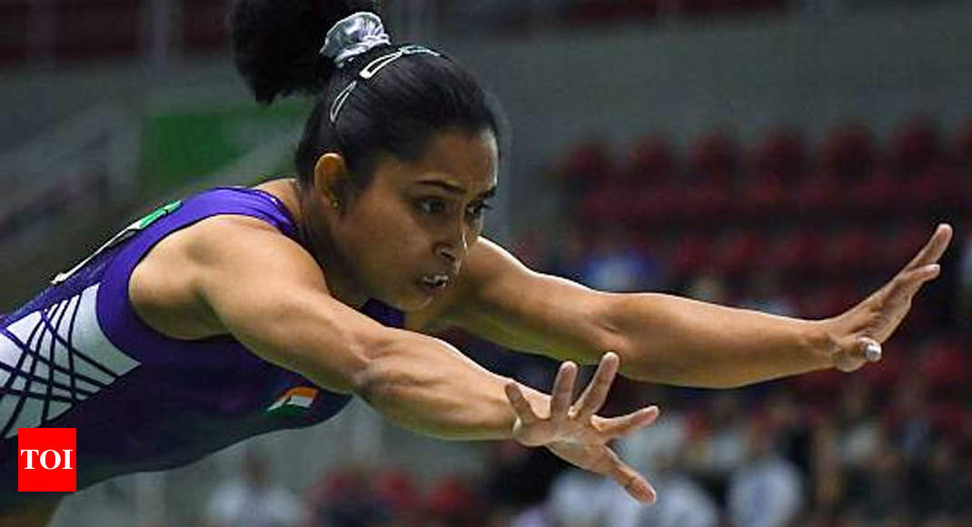 Dipa Karmakar to compete in vault final on Saturday