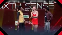 Hyper Aadi and Sudigaali Sudheer in Sixth Sense 2