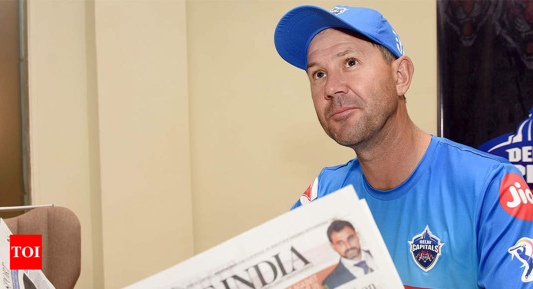 If Virat Kohli has a good World Cup, then India will win: Ricky Ponting - Times of India