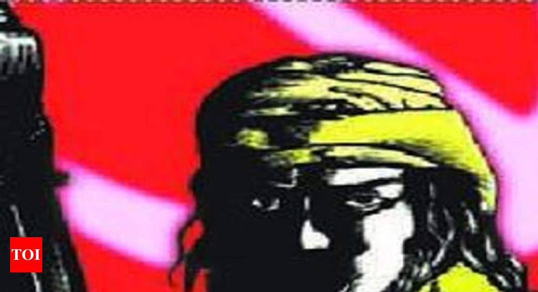 Visakhapatnam: Two Maoists gunned down - Times of India