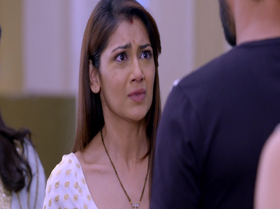 Abhi and Pragya decide to part ways