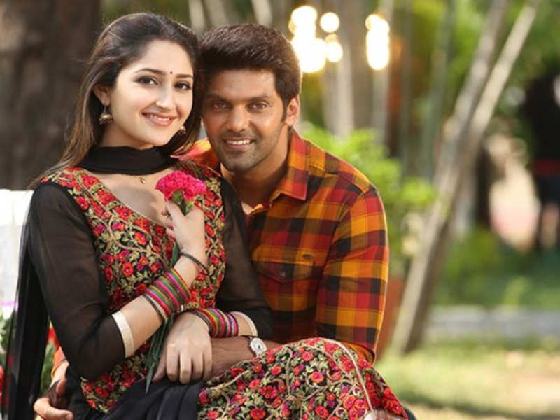 Arya and Sayyeshaa to be lead pair in Teddy