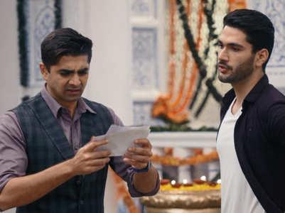 Naksh gets to know Sidharth is Kartik