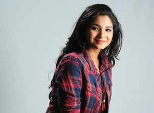 Sharanya's behind-the-scenes fun from 'Run'