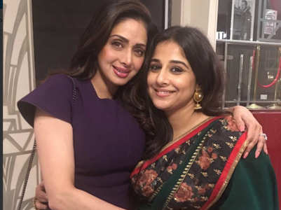 Vidya open to idea of doing Sridevi biopic