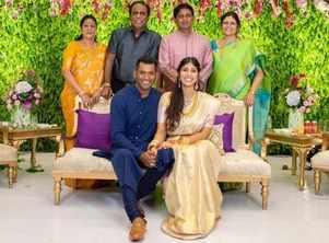 Vishal gets engaged to actress Anisha Alla