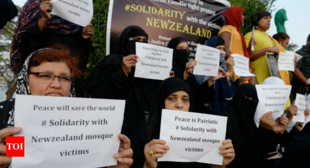New Zealand Shooting News: New Zealand Shooting: 7 From India Killed In Mosque