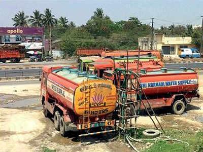 Illegal tapping sucks Chennai suburb dry | Chennai News