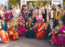 Ethnic attires, saffron phetas and enthusiasm summed up the all-women rally