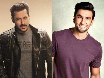 Salman considers Ranveer among top actors