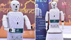 Students of JECRC make GYANI 2.0, a humanoid robot