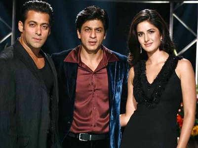 SRK, Sallu & Kat asked to promote Urdu