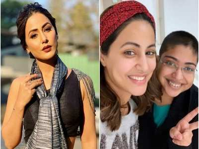 Here's what a cancer patient told Hina Khan