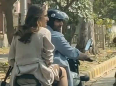 Sara Ali gets trolled for not wearing helmet