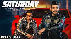 Latest Punjabi Song Saturday Sung By Nawab