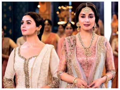 Watch 'Kalank' song 'Ghar More Pardesiya'