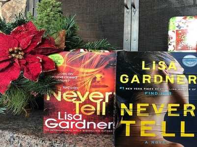Micro review: 'Never Tell' by Lisa Gardner