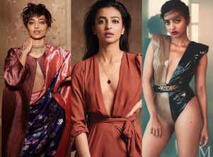 Radhika Apte has the hottest wardrobe
