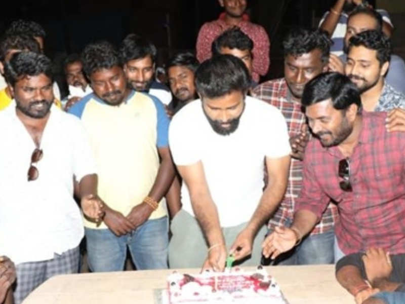 Dinesh and Anandhi's film wrapped up!